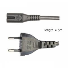 Netzkabel 5m Mini