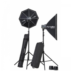 D-Lite RX One/One Softbox to go Set