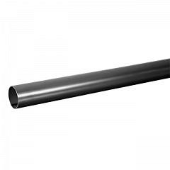 Stahlrohr,rostfrei f. Papierrollen 2.75m