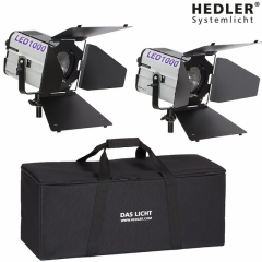 HedlerTwin LED 1000  (2x5056)