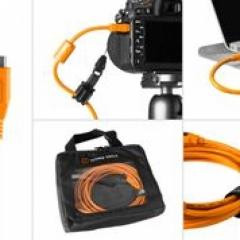 Starter Tethering Kit - TetherPro USB-C to 3.0 Micro-B, 15'